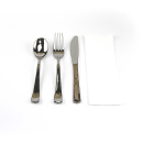 Besteck-Set Medium, 4-teilig
