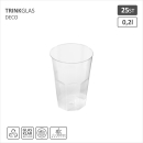 Trinkglas Cocktail, PS, 200 ml