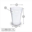 Multi Cup, PP, 200 ml
